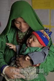 Hazara woman