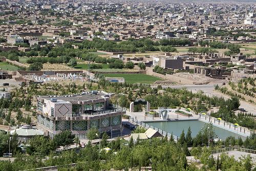 Herat City
