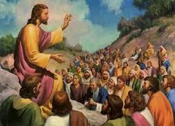 Jesus - crowds