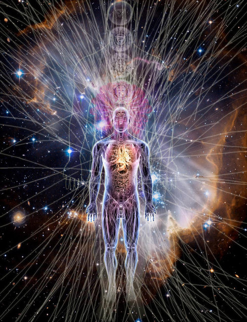 Ascension in consciousness